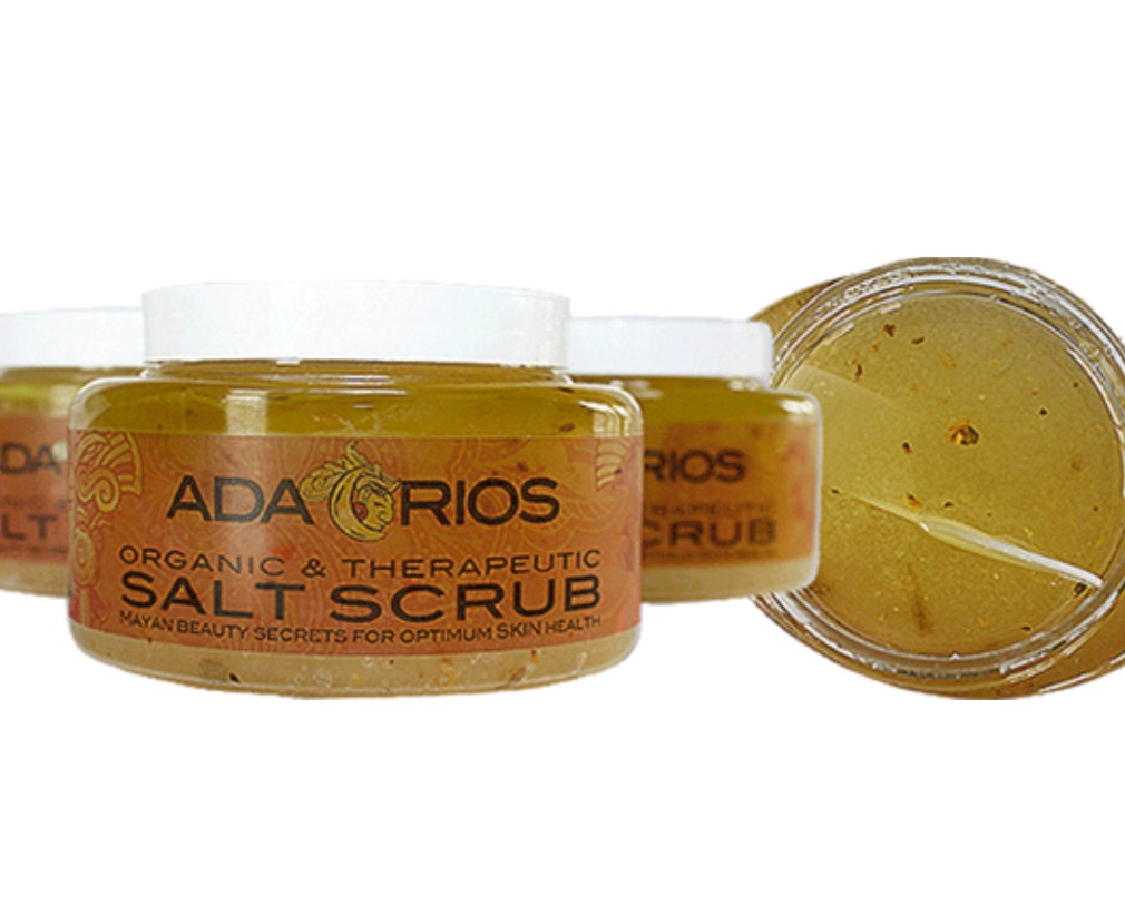 Best for Eczema & Psoriasis Salt Scrub 8 Oz