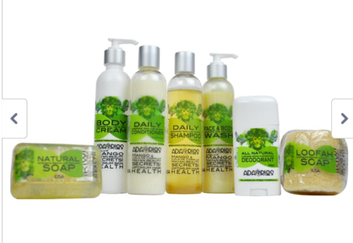 Organic Sulfate Free Shampoo  8 Oz