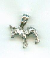 Silver Charm, Donkey