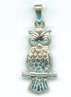 Silver Charm, Owl