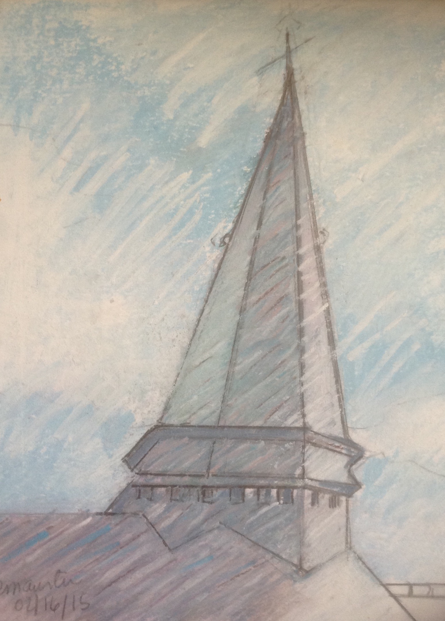 Eglise Ste-Radegon