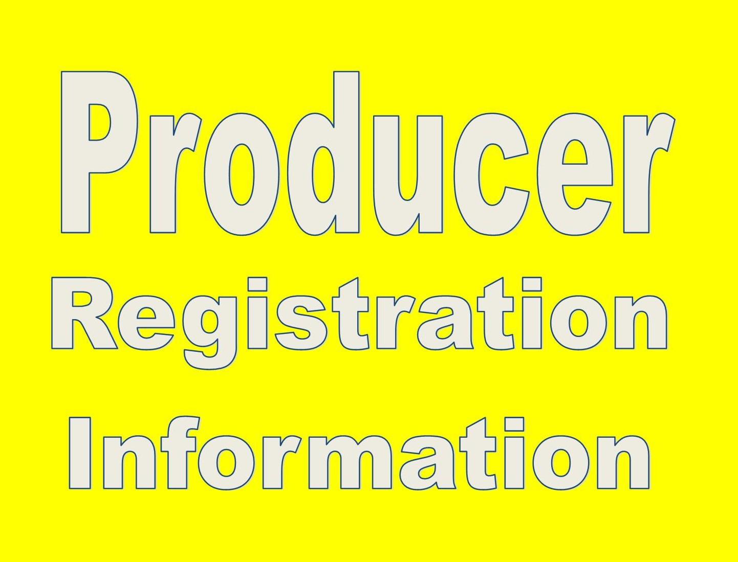 IMQP Farm Registration Fee