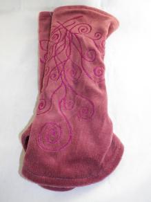 Handmade Pink - Arm Warmers