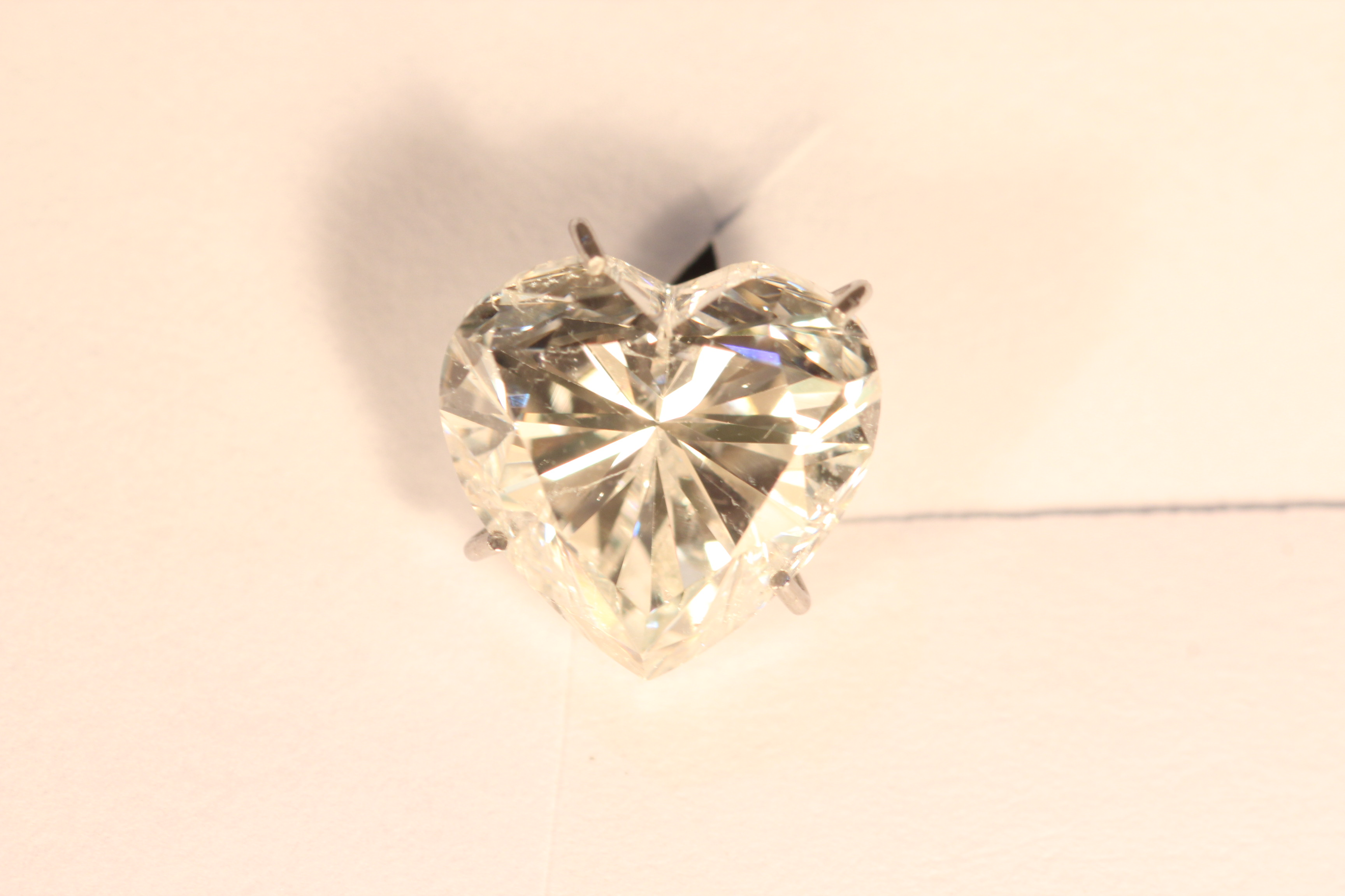 Heart shape Diamond,2.03ct.