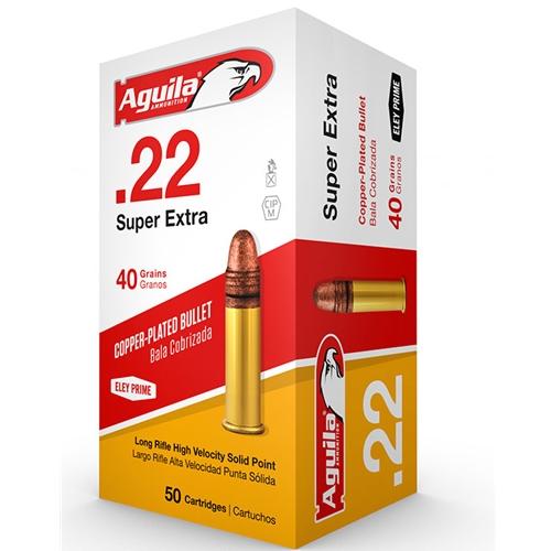 Aguila 22LR 50rd box HV/SV