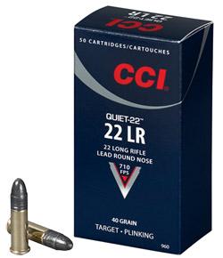 CCI 22 LR STD VELOCITY 50rd bx