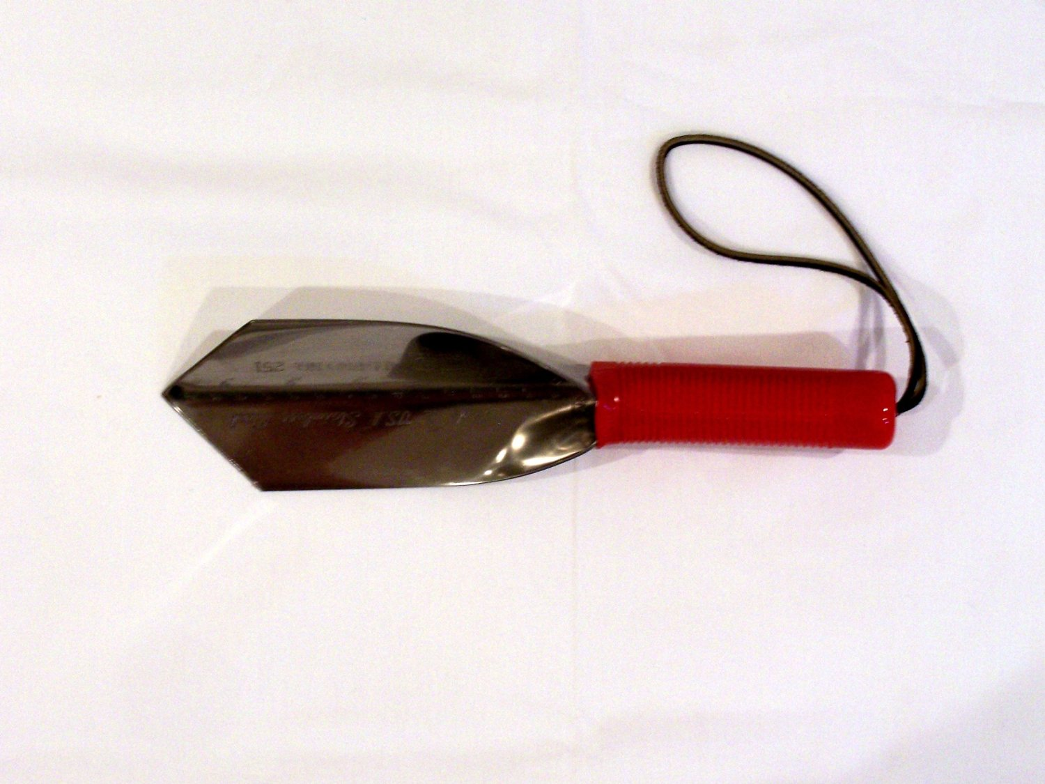 "WILCOX STAINLESS STEEL 11"" DIGGING TROWEL  #524"