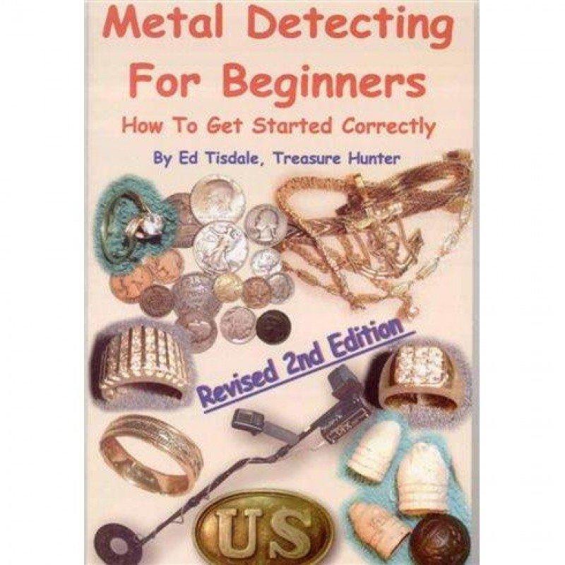 Metal Detecting for Beginners  #830.3
