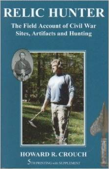 Relic Hunter-Civil War Sites & Artifacts #845.8