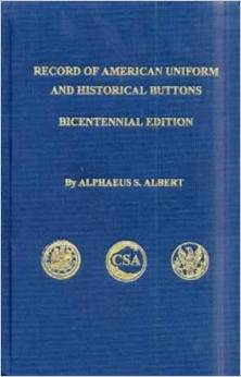 Record of American Military Buttons  #844