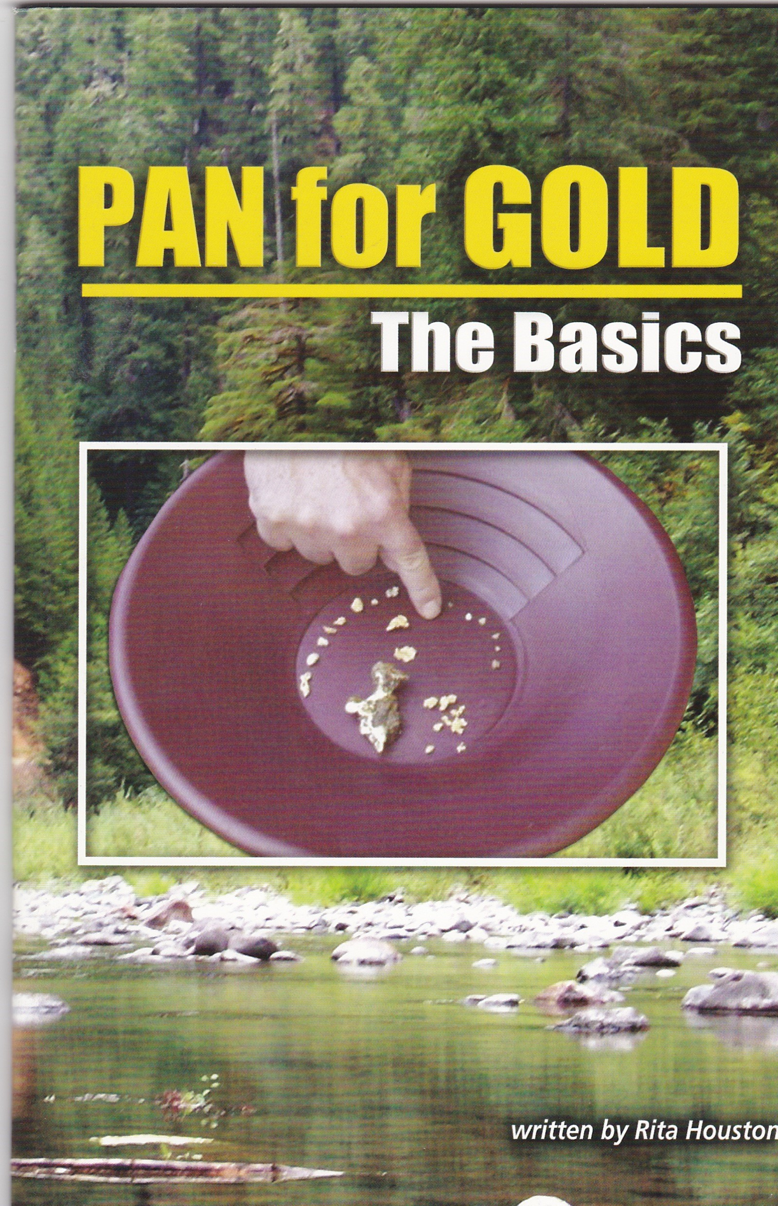 How To Pan For Gold #824