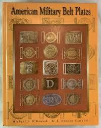 American Military Belt Plates #802.5