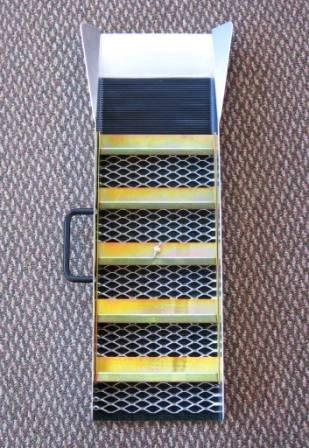 """Compact 24"""" Mini Sluice Box  #641"""