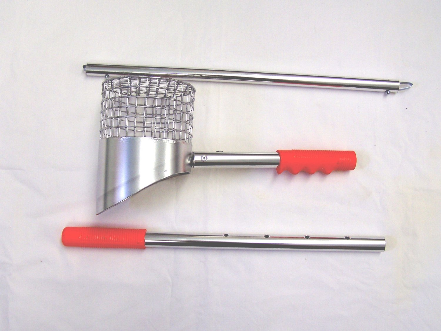Long Handled Adjustable Sand Scoop  #550