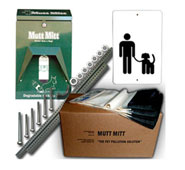 Mutt Mitt Dispenser Kit