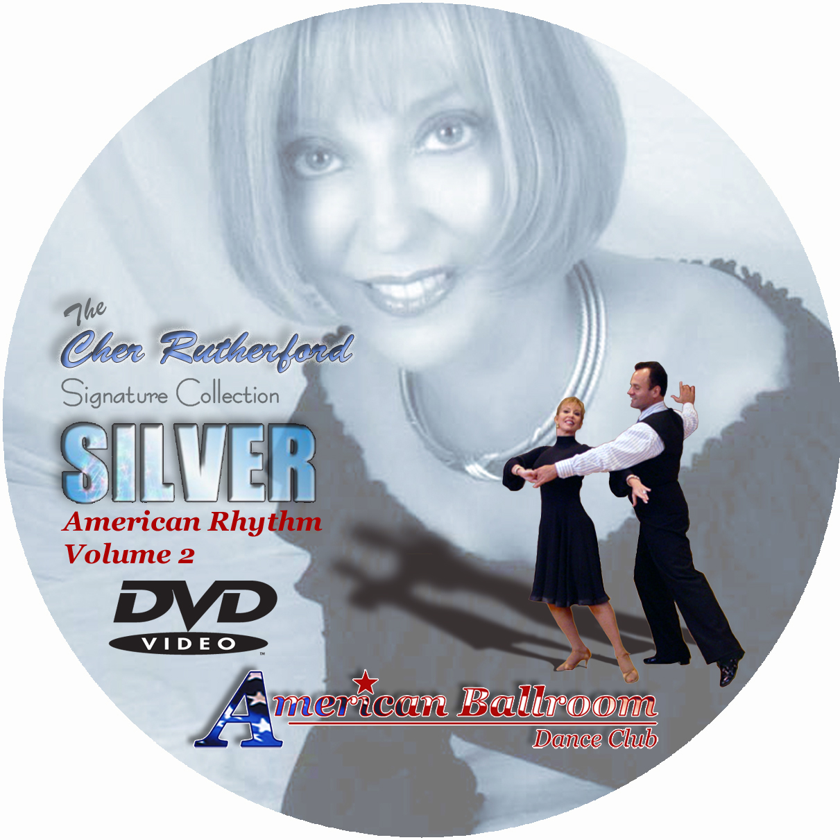 Silver Curriculum (American Smooth) Volume 1