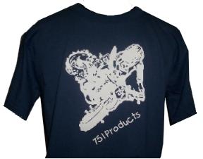 Cartoon Rider T-Shirt