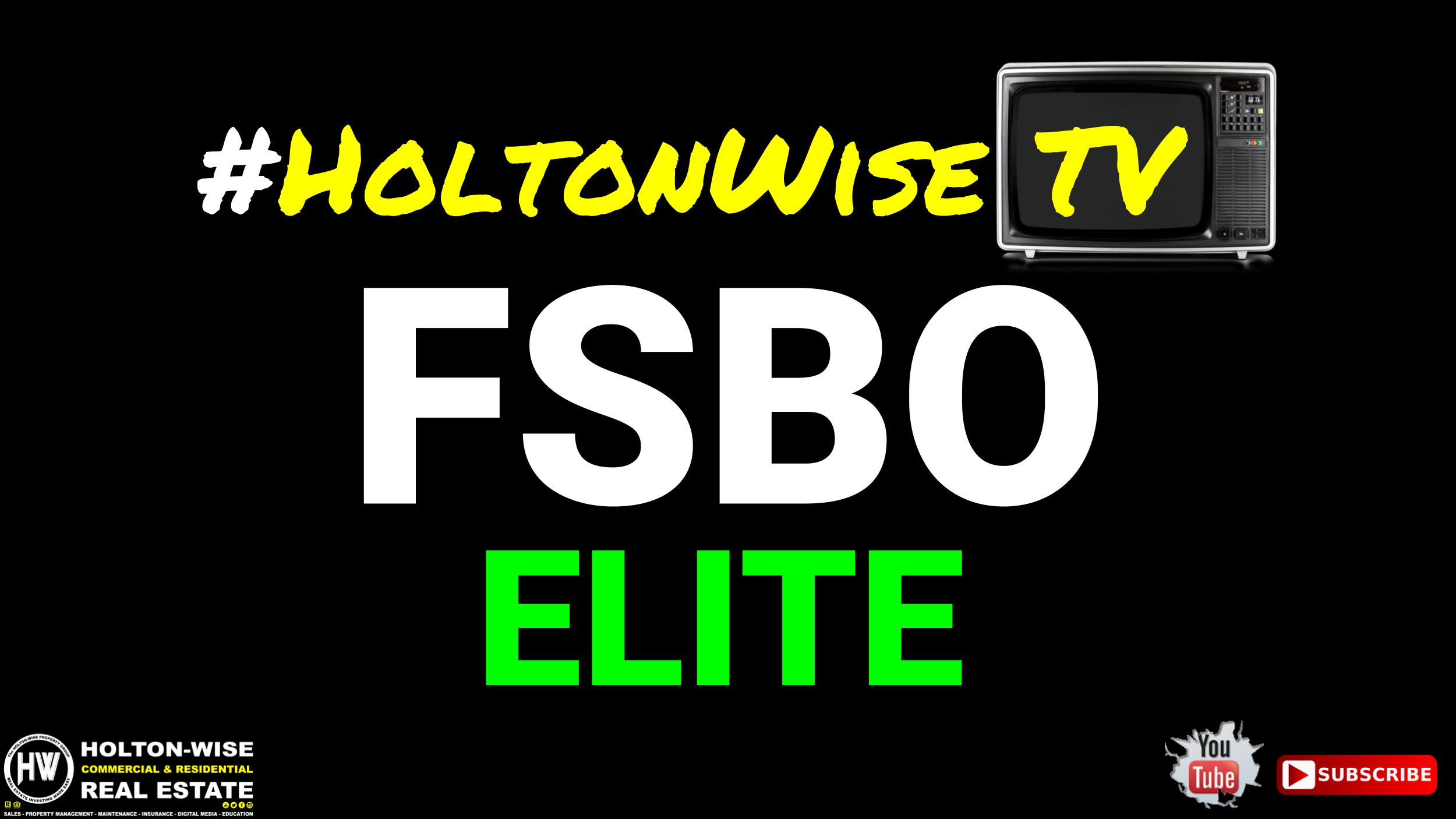 FSBO Package - Elite