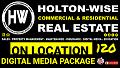 Digital Media Package - On Location 120