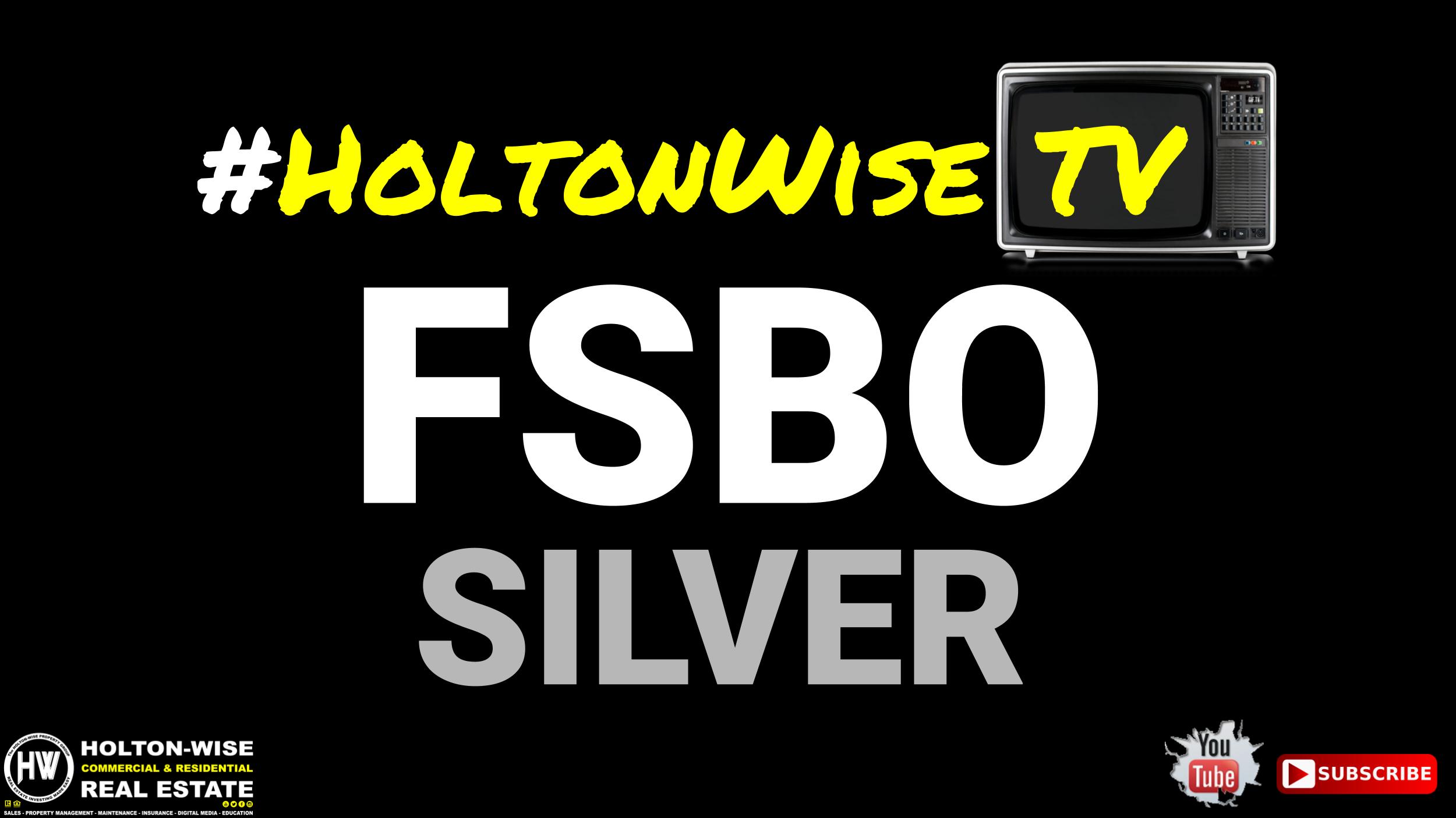 FSBO Package - Silver