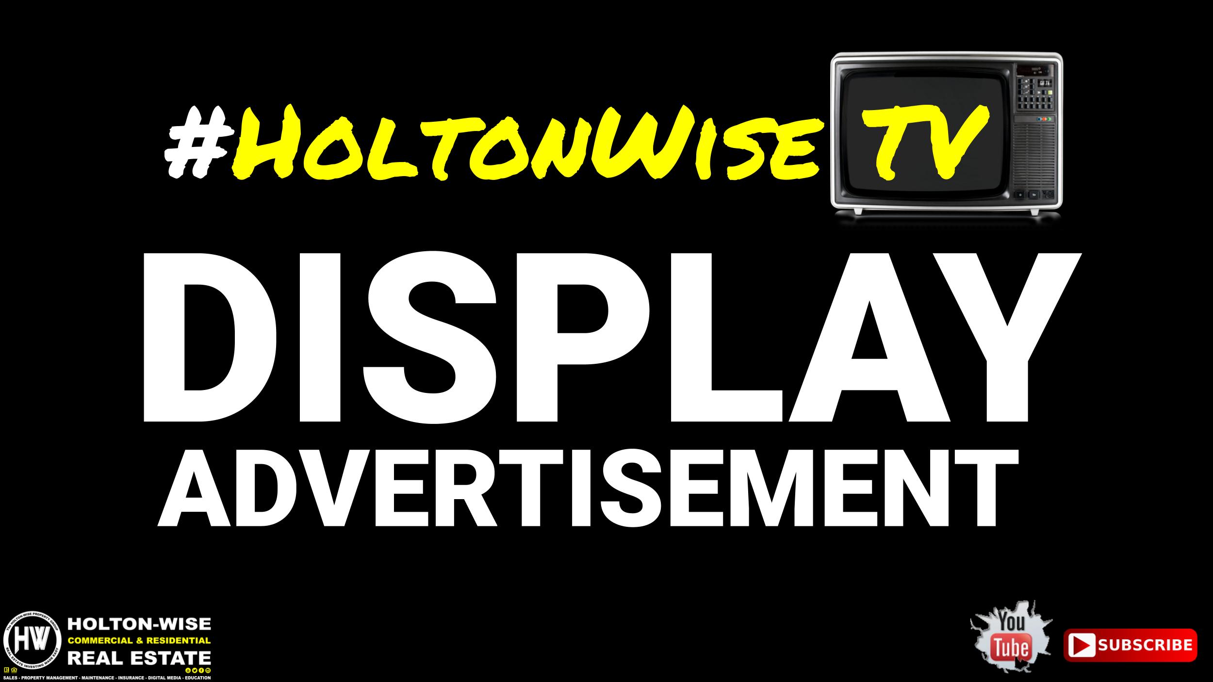 Display Advertisement Package