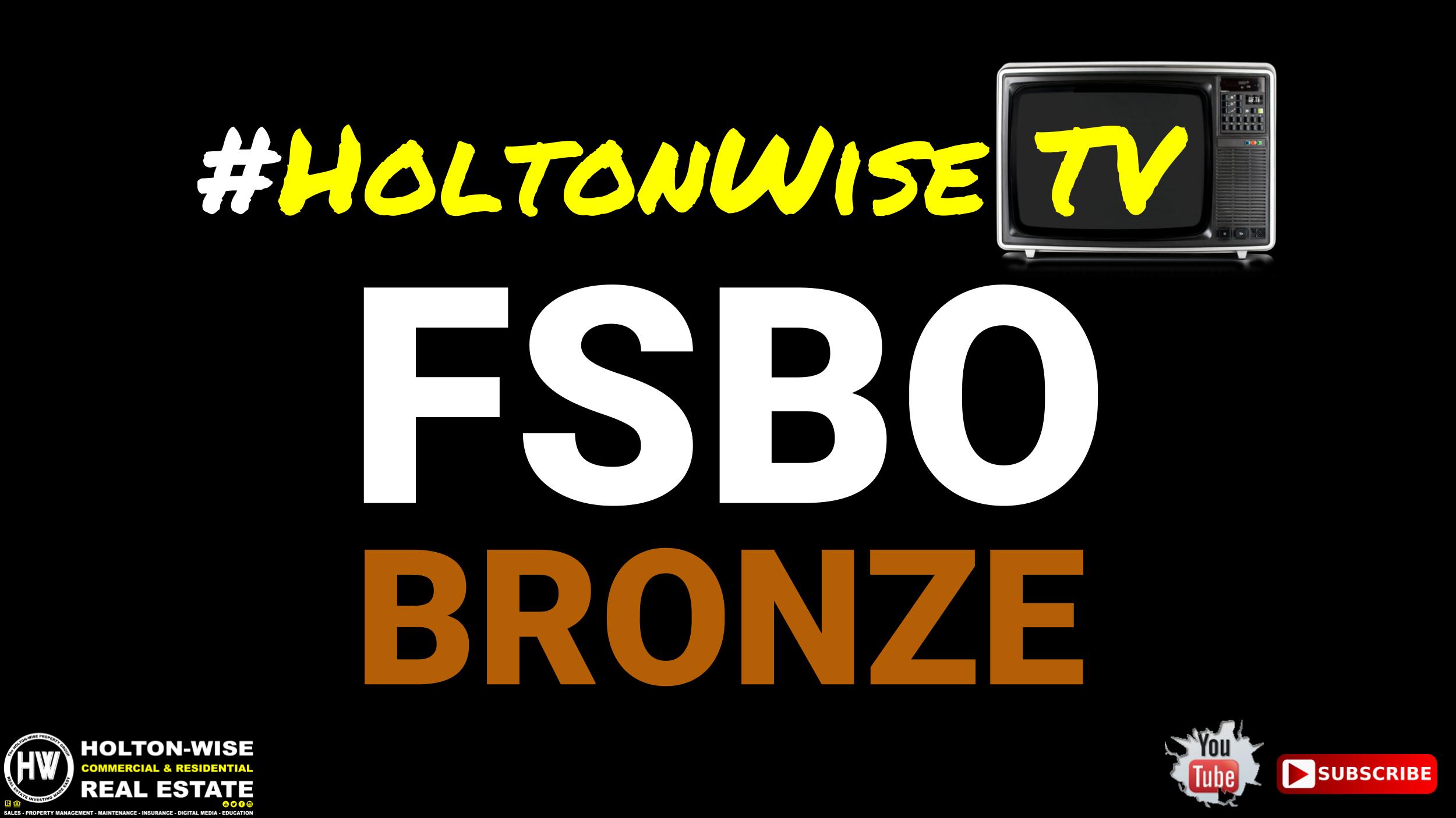 FSBO Package - Bronze