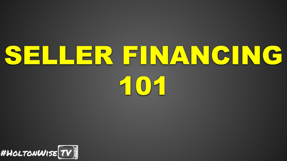 $1,400 OFF REGULAR PRICE   Seller Financing 101 - The Ultimate Guide to Seller Financing in the Real World