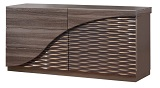Zebra Line Dresser