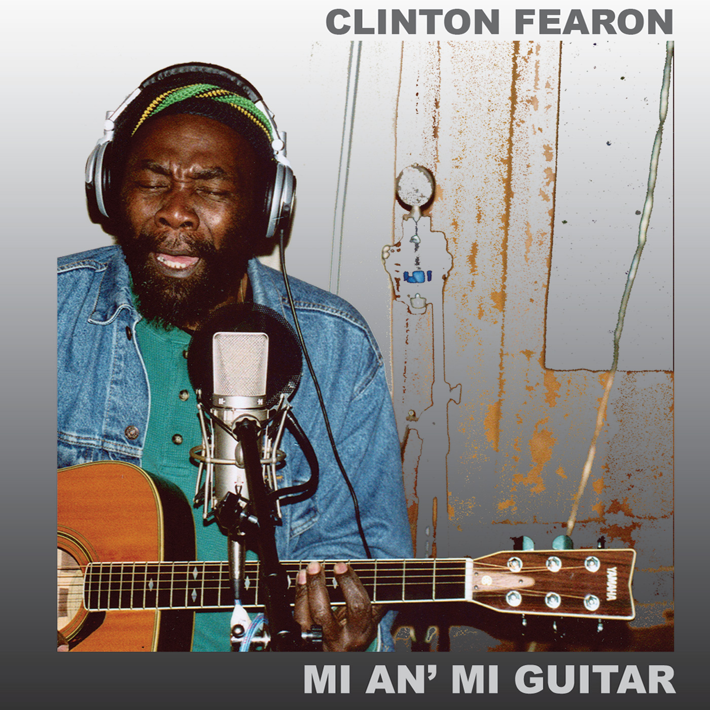 Clinton Fearon - Mi An Mi Guitar (2005)