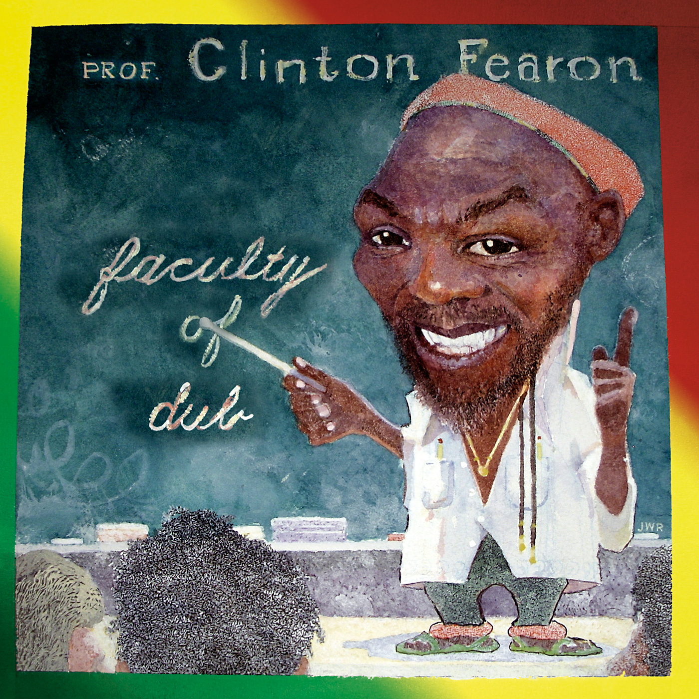 Clinton Fearon - Faculty Of Dub (2008)