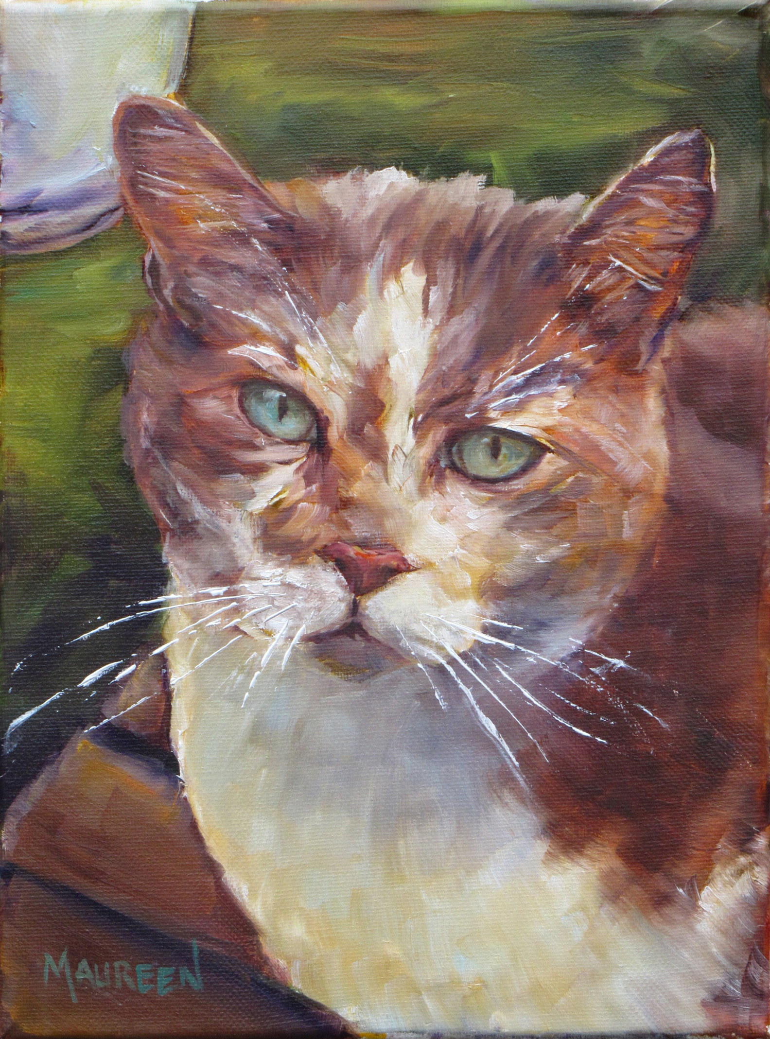 Your pet's portrait