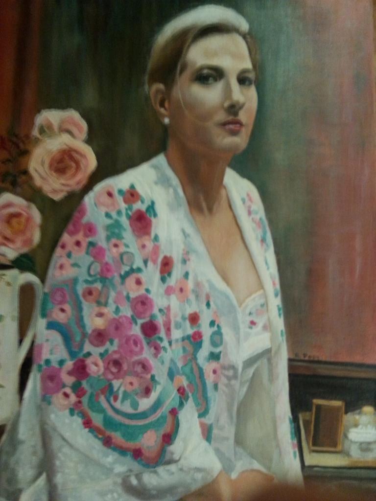 Pretty Woman/Original Oil        $450