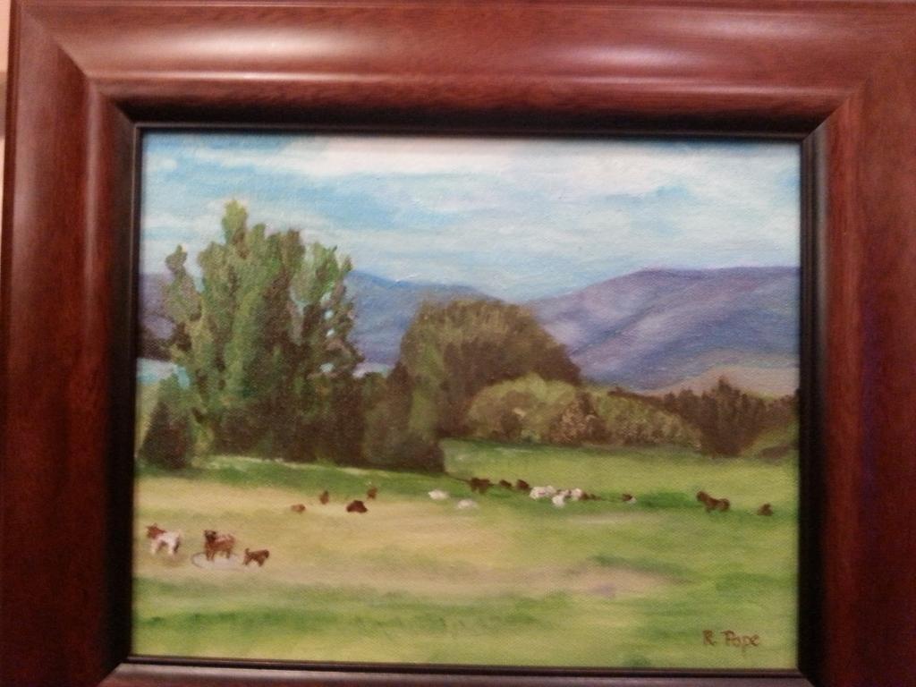 Cattle Ranch/Original Oil     $135