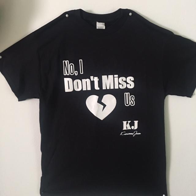 """Don't Miss"" T-shirt"