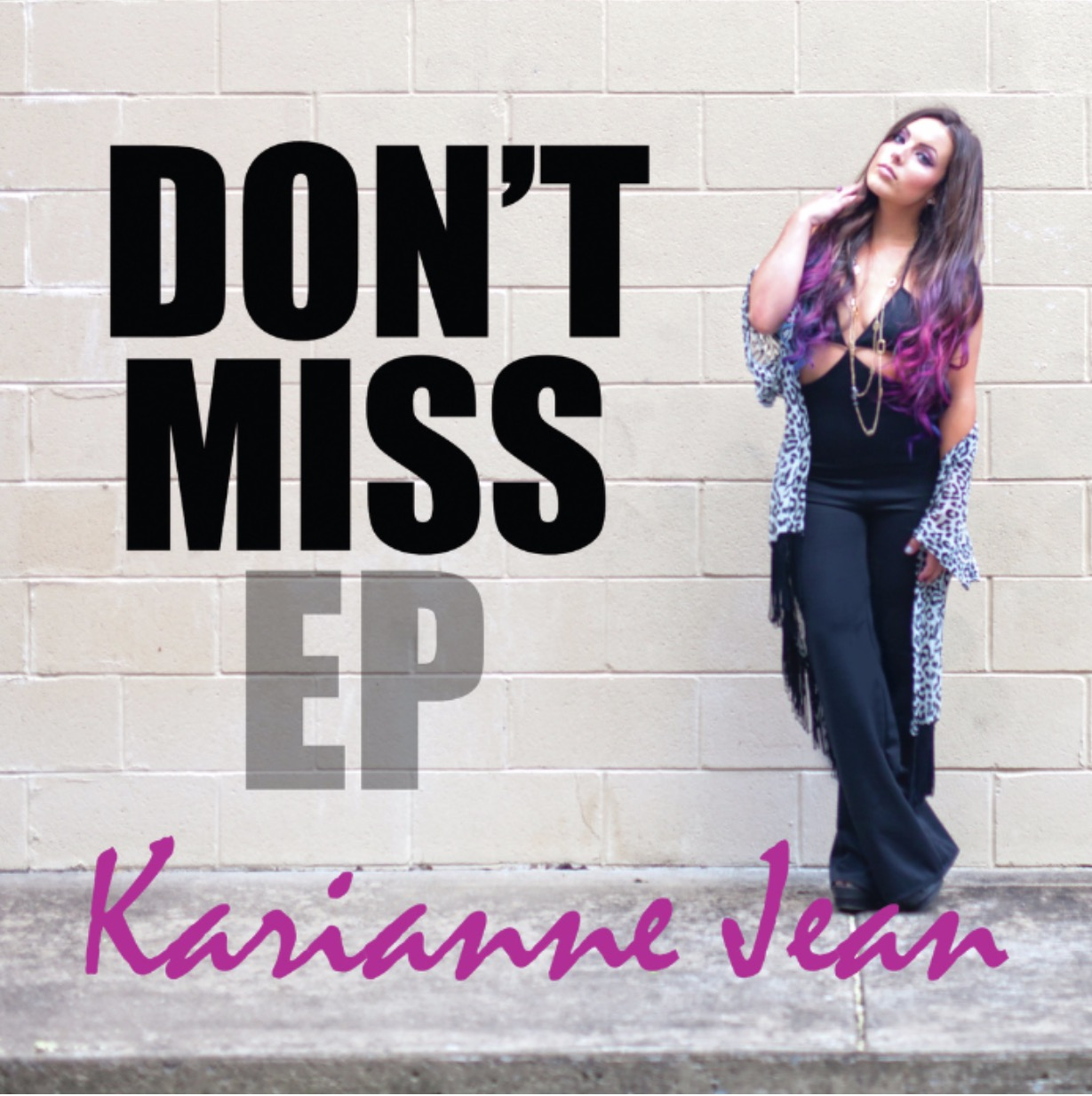 """Don't Miss EP""  CD"