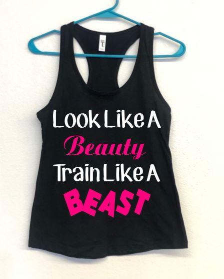 Look Like a Beauty, Train Like a Beast