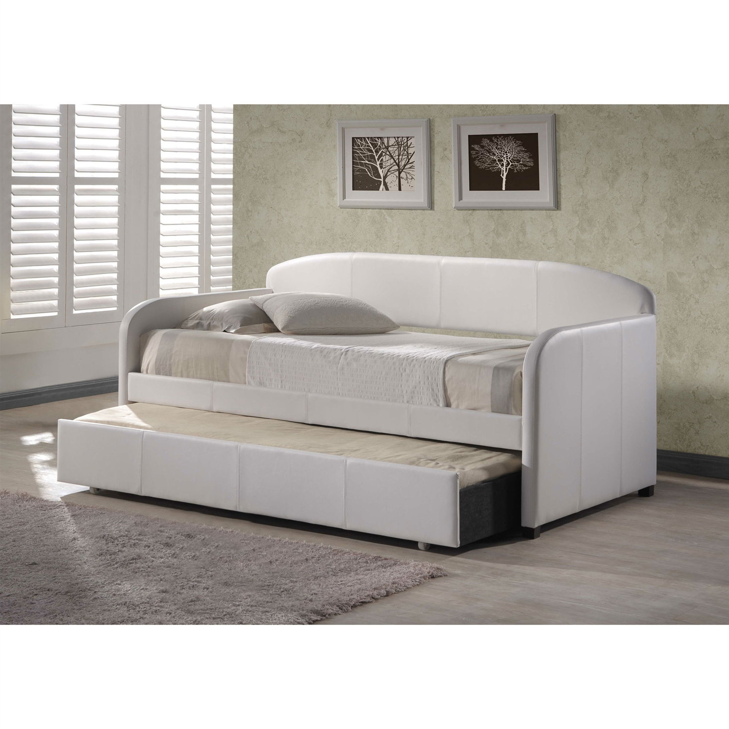Creativeworks home decor daybeds 2 - What you need to know about trundle beds ...