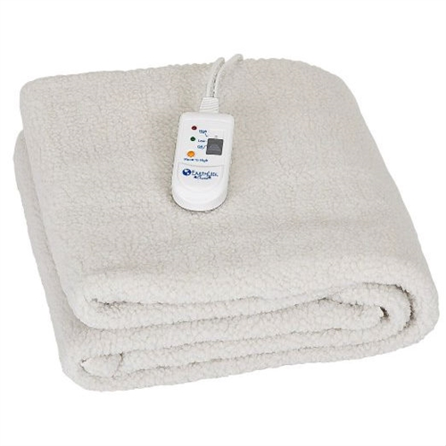 Want to provide the most luxurious massage experience available to your clients? Turn to this Beige Fleece Massage Table Warmer Electric Blanket with Corner Straps 30 x 72 inch, which fits any full-size (30 by 72 inches) Earthlite massage table. This massage accessories include the type of quality, durability, and performance that professional masseuses treasure, with such features as long-lasting, cushy fleece pads and high-quality crescent covers. Specific details include two adjustable heat settings, auto over-heat protection, and elastic corner straps. The table warmer carries a one-year limited warranty.