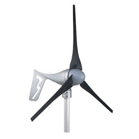 400-Watt 12-Volt 3-Blade Wind Generator, AP400W3B476   This 400-Watt 12-Volt 3-Blade Wind Generator can be connected directly to a 12-Volt battery and inverter, producing usable power for televisions, GPS and other electronic items.  Includes an MPPT turbine controller that delivers 92 to 97 Percent efficiency.