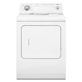 6.5 cu. ft. X-Large Capacity Electric Dryer in White, HDAED4475TQ :   This 6.5 cu. ft. X-Large Capacity Electric Dryer in White offers all the basic performance and convenience features you need at the price you want. This Admiral® dryer features a 6.5 cu. ft. Super Capacity drum to fit more laundry; the high-capacity blower gets it dry fast. Five cycles include Regular and Wrinkle-Free, plus variable dryness levels and three temperature settings. Choose automatic dryness control or variable timed dry. An extra-large, reversible-swing door makes loading and unloading easy. The powder-coated top, lid and drum are durable to resist rust.  5 dry cycles, including Auto Sense Dry, offer a custom drying option for every load; Powder-coated dryer drum provides a smooth surface that's scratch resistant. Clothes gently glide off its surface without snagging; Rear panel controls provide convenient access to all cycle and option selections; 3 temperature settings to handle a variety of fabric types; Auto Sense Dry cycle automatically monitors drying temperature to prevent your clothes from over-drying; Low Heat Timed Dry cycle offers a wrinkle-free setting to help prevent wrinkles from setting in dry clothes; Durable powdercoat finish resists scratches; High capacity blower gets clothes dry fast.