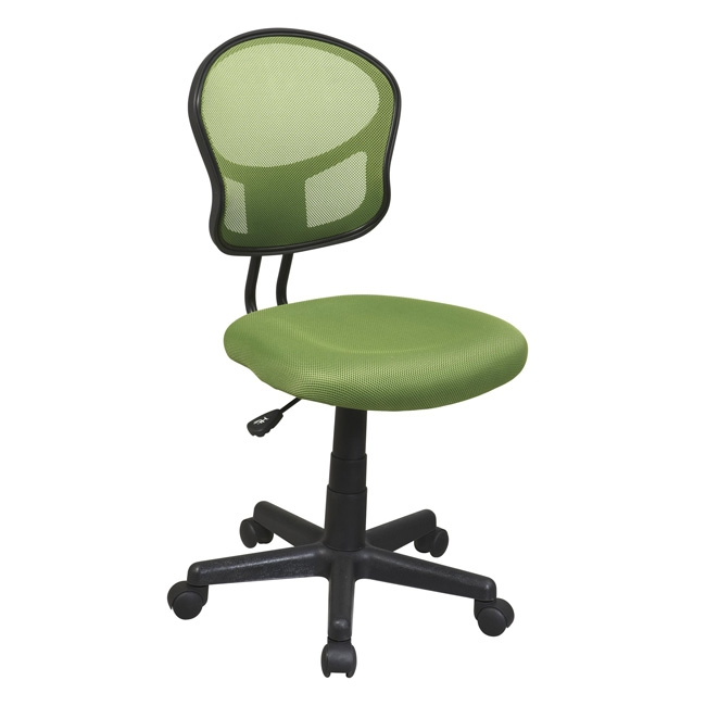 This Mesh Task Chair / Office Chair - Select Color is a great addition to your office. This chairs mesh bask will provide you with hours of comfortable sitting.