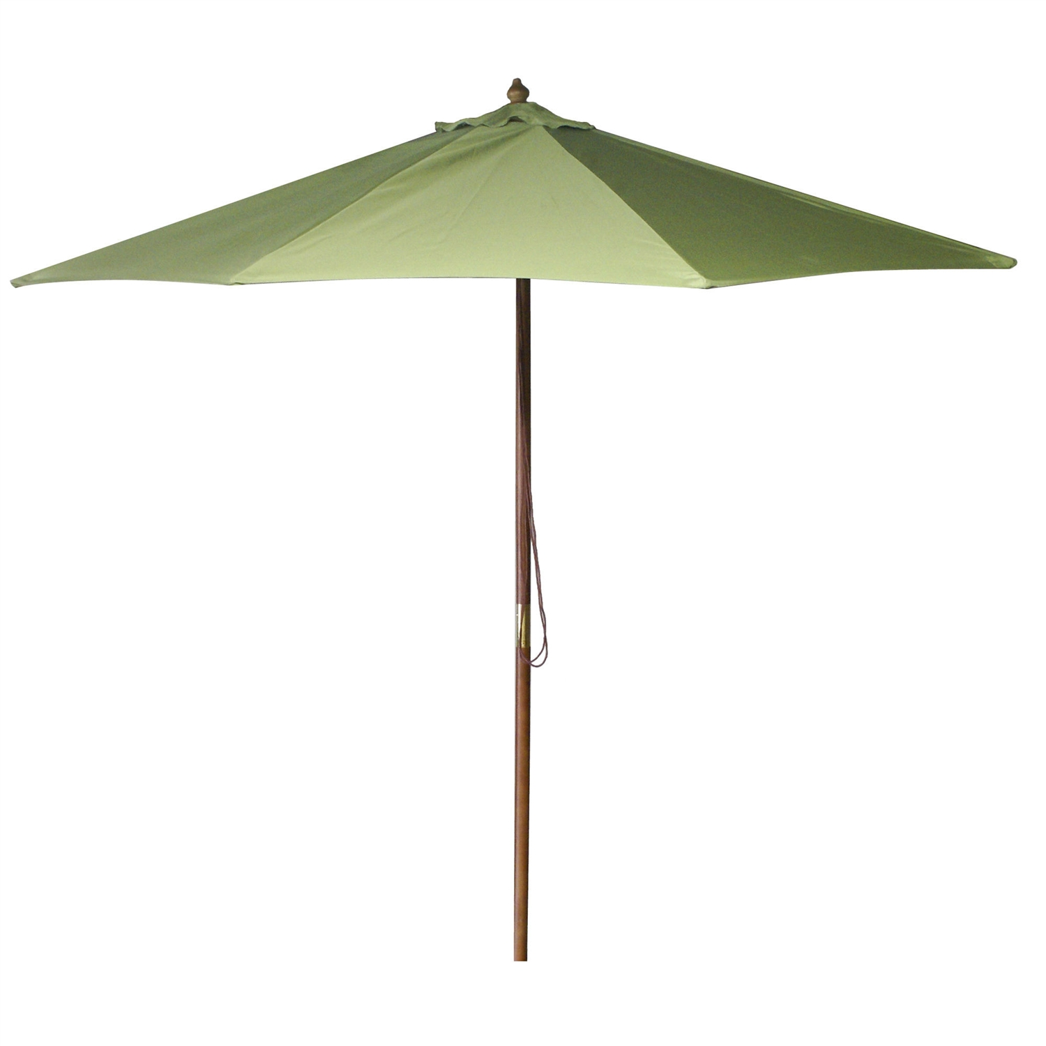 9-Foot Patio / Market Umbrella with Olive Green Canopy, J9WU4309 :  This 9-Foot Patio / Market Umbrella with Olive Green Canopy would be a great addition to your home. We recommend to take inside during extreme weather to avoid damage. To clean use a mild soap and water solution. Not intended for Commercial Use, only warrantied for 500 hours of direct sunlight for commercial use. Maintenance free.