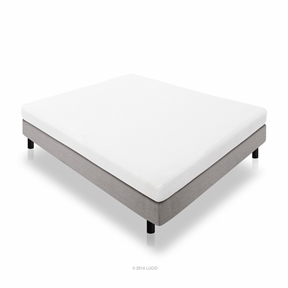 "This Twin size 5-inch Thick Memory Foam Mattress - Firm Feel features 100% CertiPUR-US certified memory foam and a 25-year warranty backing its premium materials. With a 1"" comfort layer of gel-infused cooling memory foam and 4"" supportive base foam, its firm feel quickly conforms to the body to support and relieve pressure. The gel mattress includes a soft, removable cover and is easy to set up. Additionally, it is conveniently shipped in a reusable duffel bag."