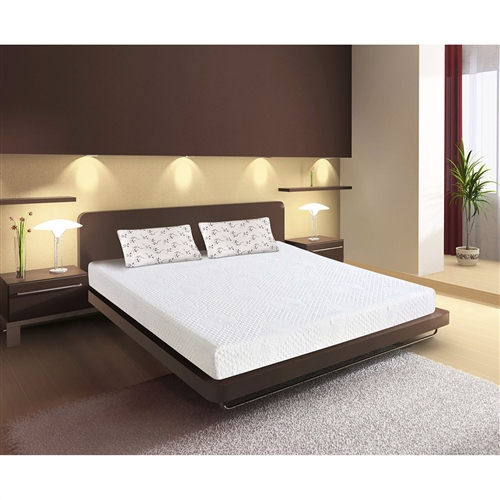This Twin size 6-inch Thick 3-Layer Memory Foam Mattress is a memory foam mattress that encompasses the comfort of memory foam, minimizes pressure on the body, and provides balanced support. Within minutes, it creates a perfectly personalized and balanced form around the body. Our memory foam mattress will support body weight evenly, relieve pressure focused on the shoulders, hips, and feet, and eliminate motion disturbance. The result is a unique and unprecedented sleeping experience. The memory foam mattress collection provides lasting comfort, with a dense foam core that ensures years of unbridled durability.