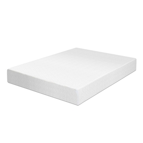 "This Queen-size 10-inch Thick Pressure Relief Memory Foam Mattress provides a great sleeping surface. In normal temperatures it is somewhat firm, but when you lay down, it starts reacting to the temperature of your body and begins to mold itself to your shape. Then, weight is evenly distributed along the surface, relieving pressure points and helping you to sleep more without tossing and turning. A significant feature of this mattress is our PRESSURE RELIEF SYSTEM that you can actually feel when you lay on the mattress. Special areas inside the mattress are more pliable and accommodating to the areas of your body that create pressure points: your shoulders and hips. Most people move during sleep and when you roll to your side, your shoulders and hips create pressure points that can disrupt sleep. Our pressure relief foam really does minimize these pressure points. Size Available: Twin 39"" x 75"" x 10"" Full 54"" x 75"" x 10"" Queen 60"" x 80"" x 10""."