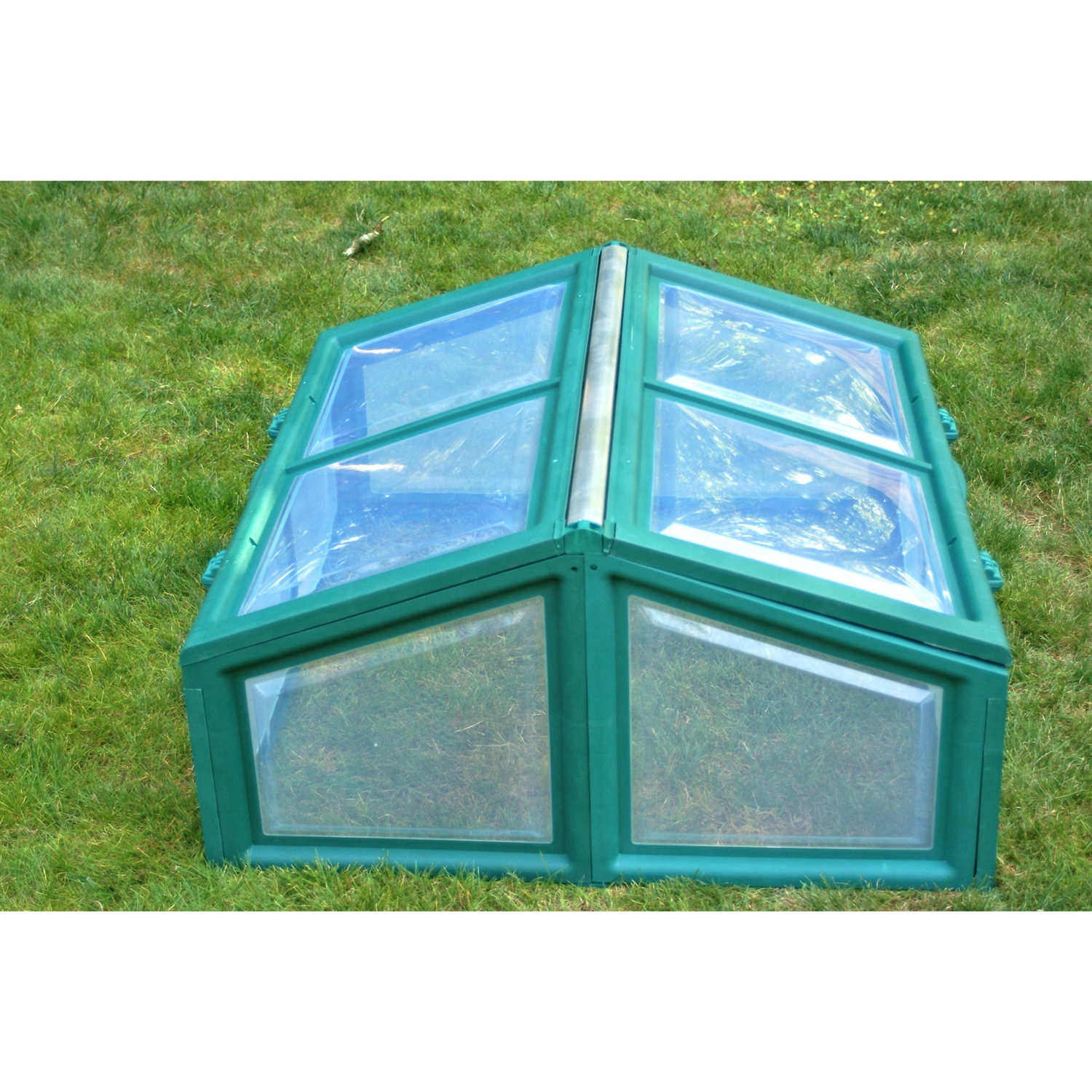 Polycarbonate Cold Frame Mini Greenhouse - Easy to Assemble, GPCF8901 :  This Polycarbonate Cold Frame Mini Greenhouse - Easy to Assemble would be a great addition to your home. It has a 2 year warranty and a cold frame. Genesis collection.