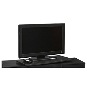 This TV Swivel Board for Flat Screen TV or Monitor up to 32-inch would be a great addition to your home. Convenience Concepts brings you exciting and affordable furniture. Combining exciting designs with economical overseas manufacturing to bring you the finest in sensible contemporary furniture. Focusing on R-T-A Entertainment, TV, Storage, and Accent furniture.