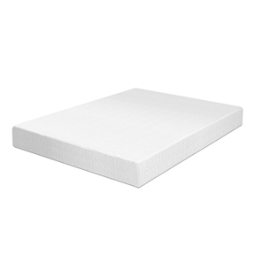 "This Full-size 8-inch Thick Memory Foam Mattress - Medium Firm has memory foam provides a great sleeping surface. In normal temperatures it is somewhat firm, but when you lay down, it starts reacting to the temperature of your body and begins to mold itself to your shape. Then, weight is evenly distributed along the surface, relieving pressure points and helping you to sleep more without tossing and turning. A significant feature of this mattress is our PRESSURE RELIEF SYSTEM that you can actually feel when you lay on the mattress. Special areas inside the mattress are more pliable and accommodating to the areas of your body that create pressure points: your shoulders and hips. Most people move during sleep and when you roll to your side, your shoulders and hips create pressure points that can disrupt sleep. Our pressure relief foam really does minimize these pressure points. Size Available: Twin 39"" x 75"" x 8"" Full 54"" x 75"" x 8"" Queen 60"" x 80"" x 8"" King 76"" x 80"" x 8""."