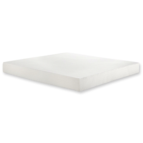 Remember what it was like to have deep, uninterrupted sleep? This King size 6-inch Memory Foam Mattress with Soft Knit Fabric Cover does. This mattress features a thick memory foam top that minimizes your pressure points and provides balanced support. Within minutes it creates the perfectly balanced form around you to evenly support body weight and relieve tension. It features a soft, knit fabric cover, 1.5 inches of high performance visco-elastic memory foam, and 4.5 inches of high-density poly base foam. This mattress provides years of lasting comfort you won't soon forget.