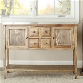 This Oak Wood Finish Dining Room Sideboard Buffet Console Table Cabinet would be a great addition to your home. It has a wood construction and a oak wood finish. Open Storage: Yes; Drawers Included: Yes; Cabinets Included: Yes; Doors Included: Yes; Country of Manufacture: China.